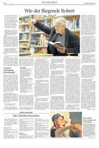 """Interview in """"Freies Wort"""" - zum Lesen anklicken"""