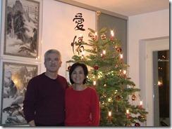 PaarWeihnacht2011