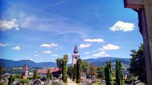 Friedhof in Gernsbach