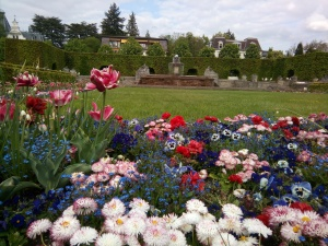 Parkanlage in Baden-Baden