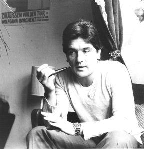 Porträtfoto von Immo Sennewald 1983