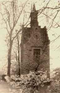 Der Bornmüllers Turm ca. 1960
