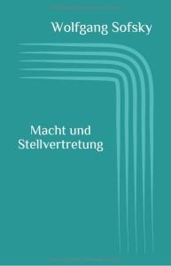 """Titel von """"Macht und Stellvertretung"""""""